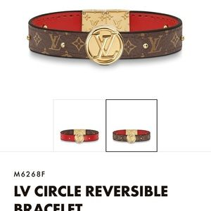 Louis Vuitton Bracelet- reversible